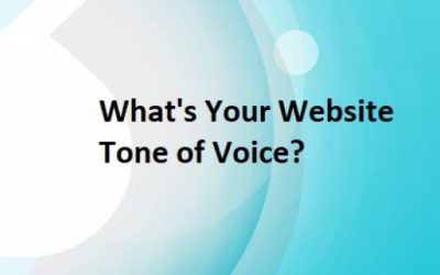 What's Your Website Tone of Voice?