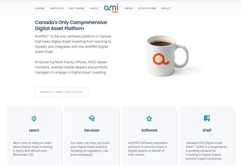 AmiPRO website